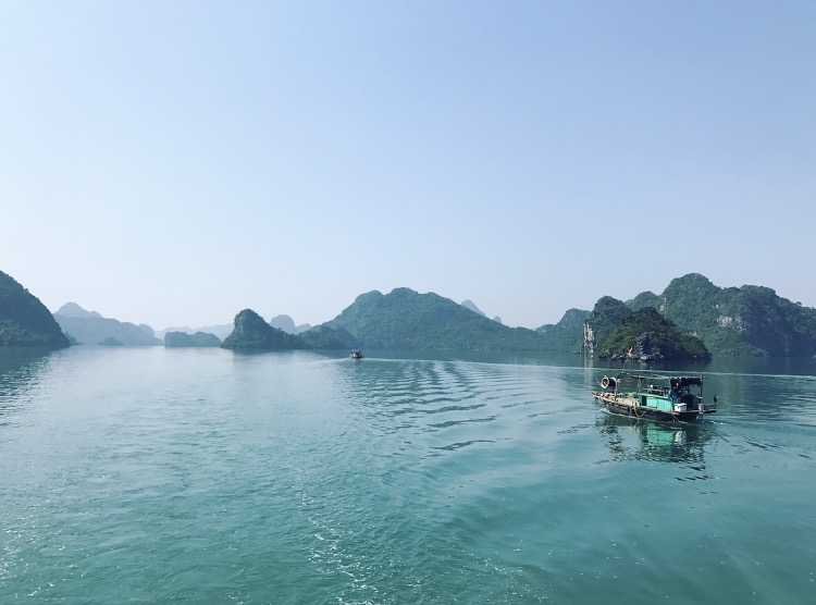 Life on a desert island: The ultimate Halong Bay experience