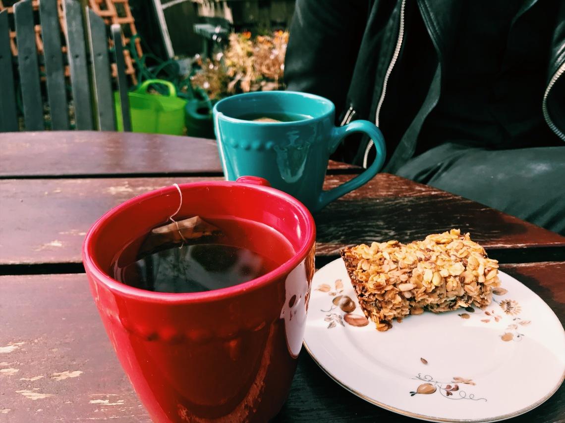 Wildflower cafe Brighton