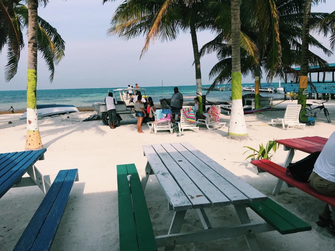 Ice N Beans, Caye Caulker Belize