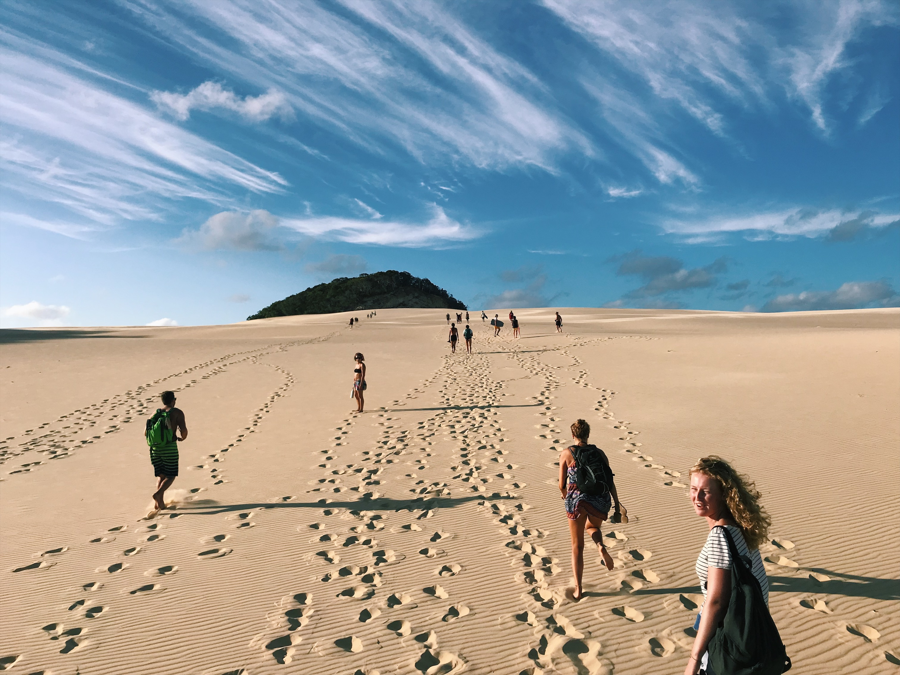 east coast Australia 20 something travel guide