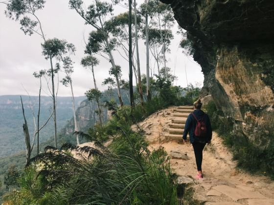 travel guide budget blue mountains