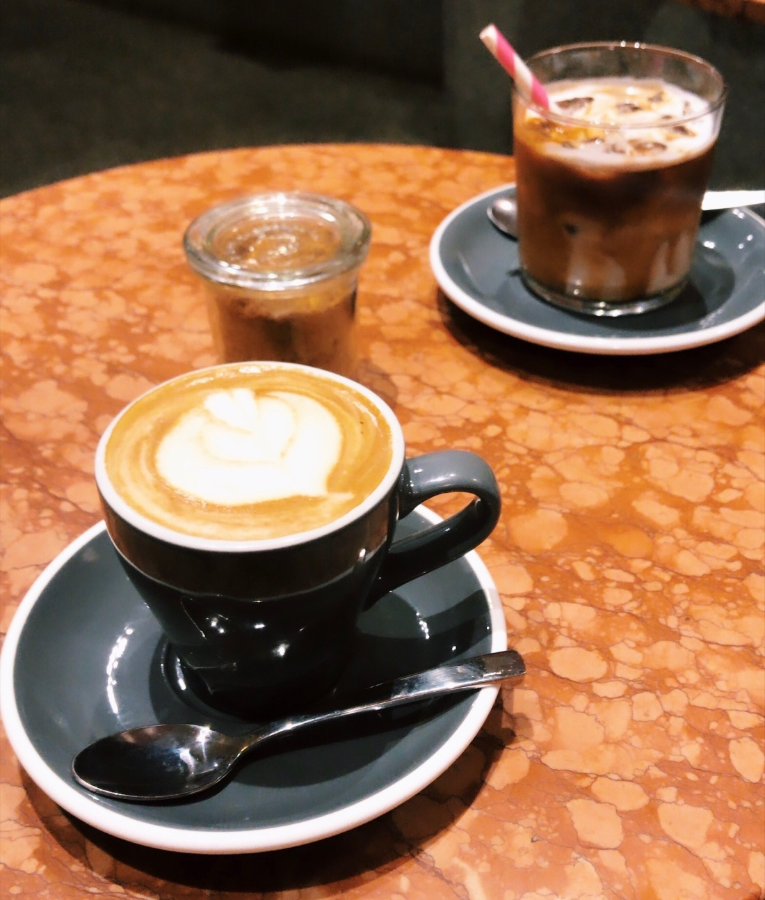 Melbourne Tulip coffee