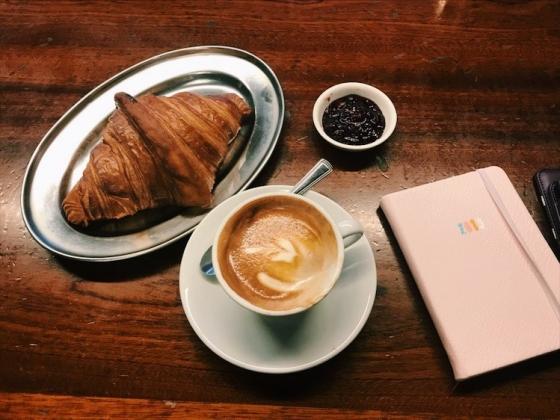 Melbourne journal cafe