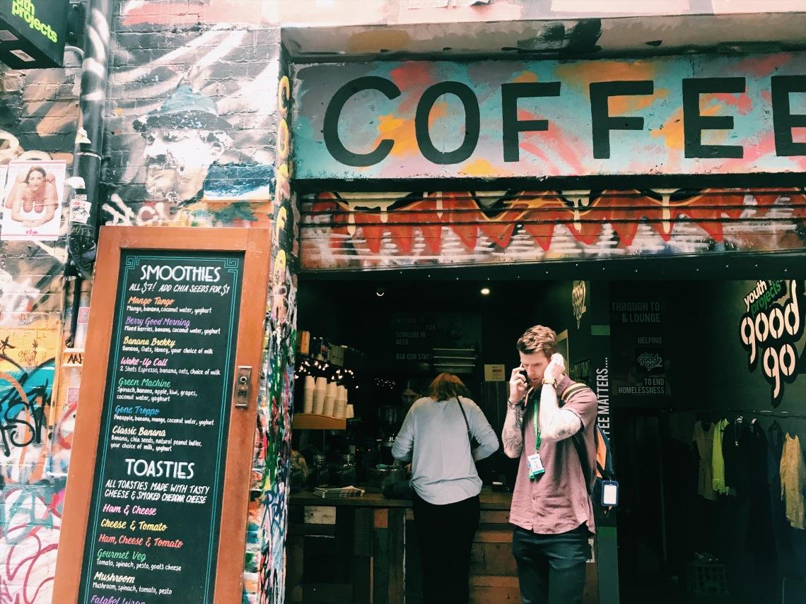 coffee shops melbourne