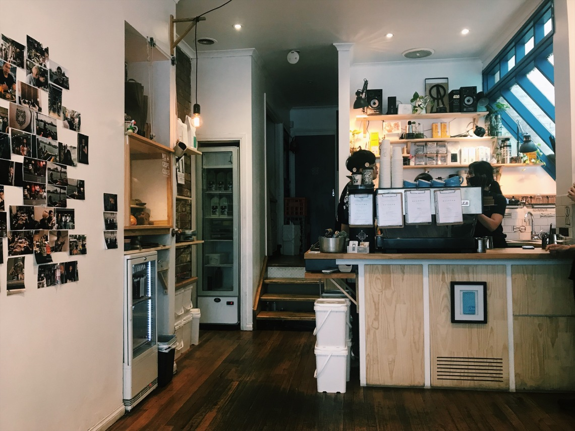 melbourne Little Rogue Coffee