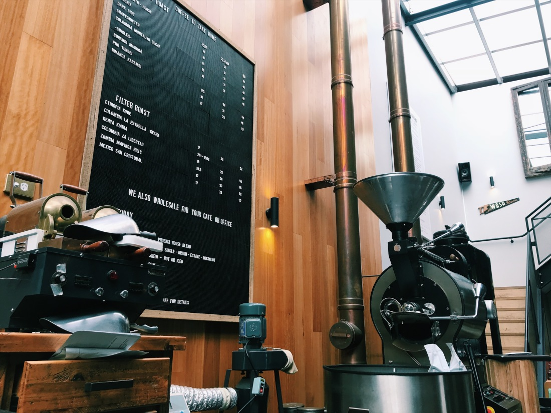 Vertue Coffee Roasters: Is This Melbourne's Quirkiest Cafe?