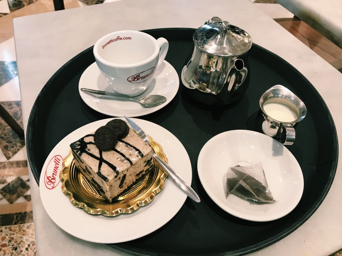 Brunetti on Lygon Street